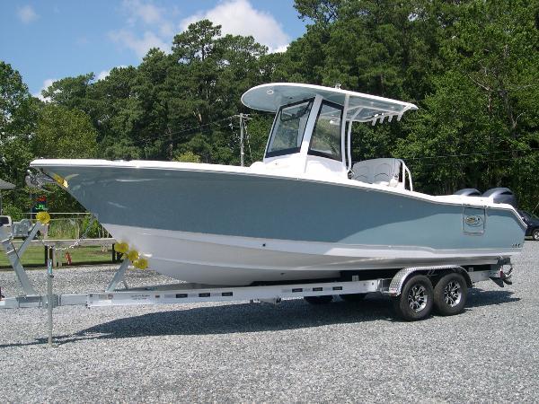 2022 Sea Hunt Ultra 265 SE