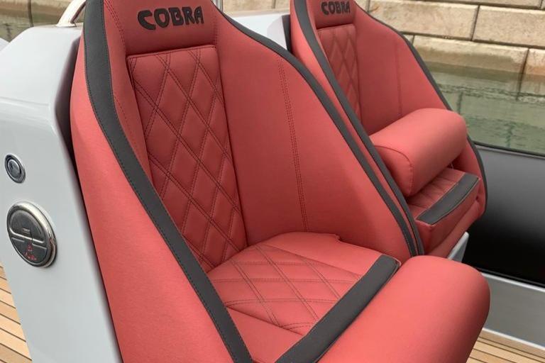 Cobra Ribs 8.7 Nautique - July