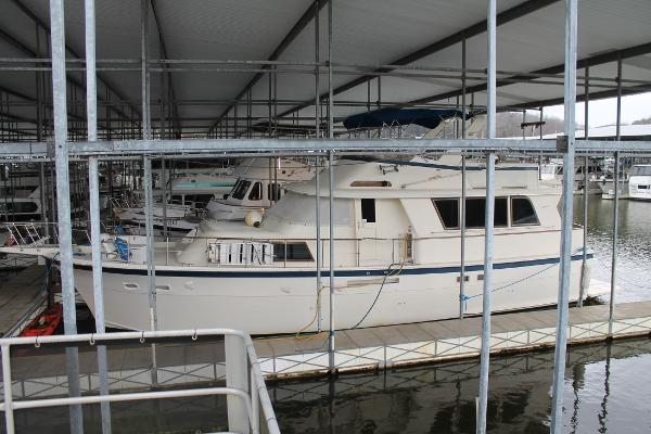 1984 Hatteras Extended Deckhouse Motor Yacht thumbnail