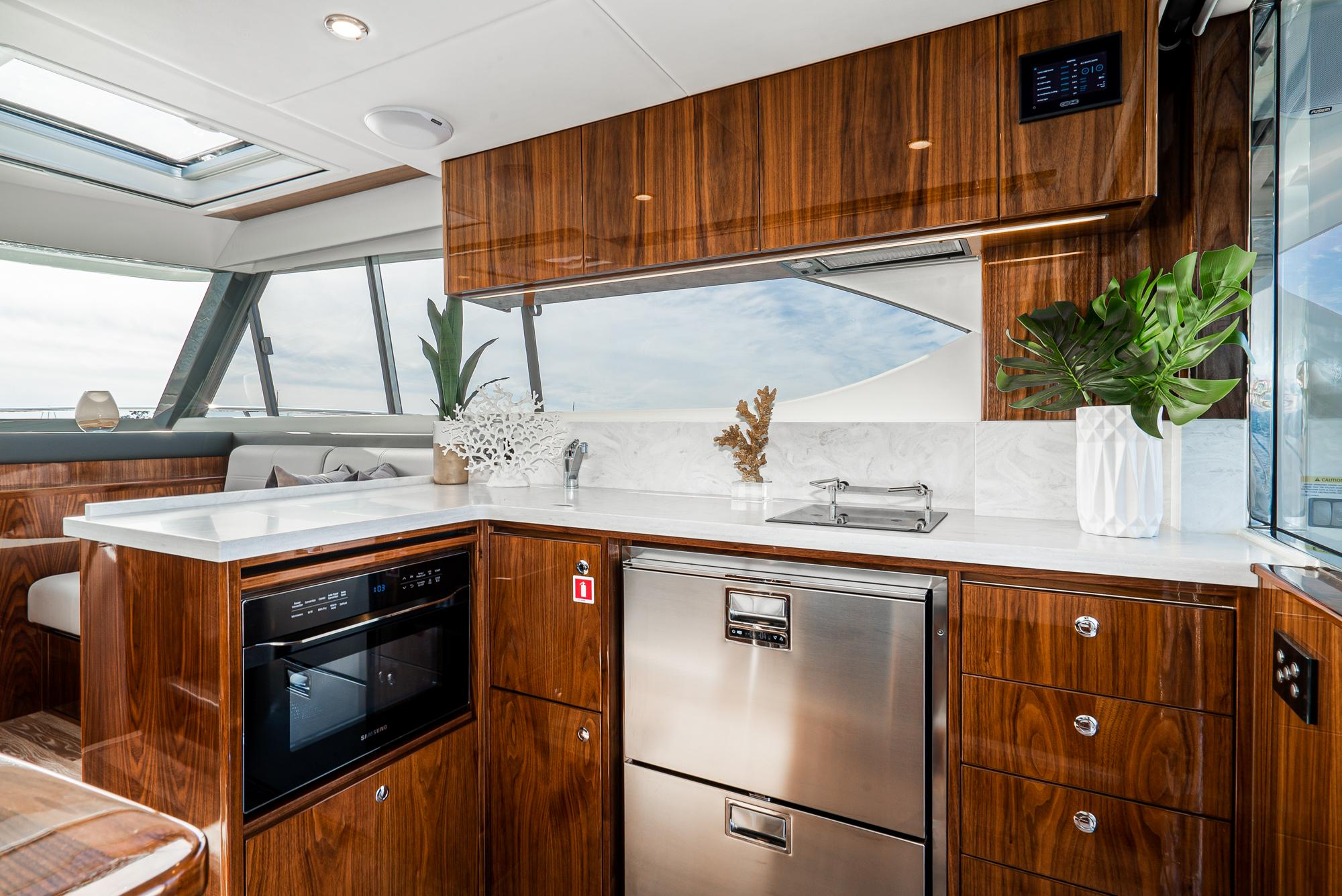 2021 Riviera 395 SUV #R037 inventory image at Sun Country Coastal in San Diego