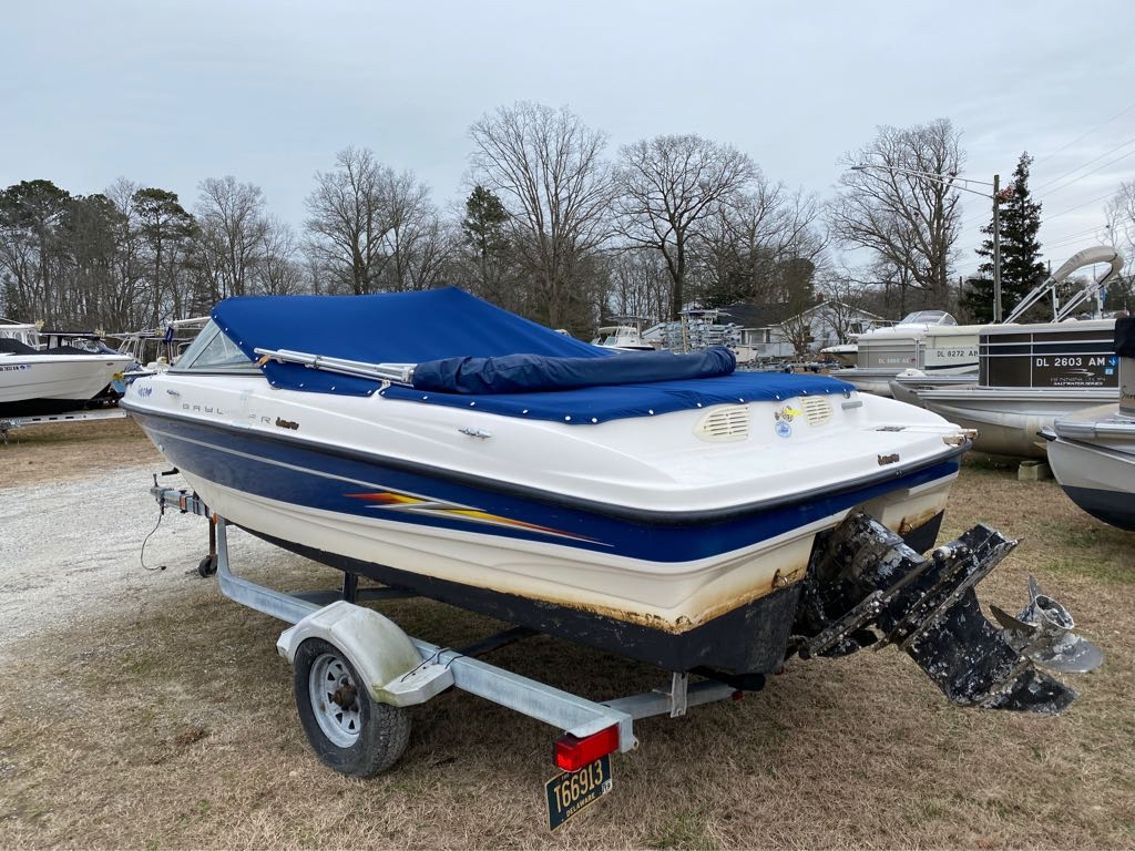 2005 Bayliner International boat for sale, model of the boat is 185 Bowrider & Image # 10 of 12