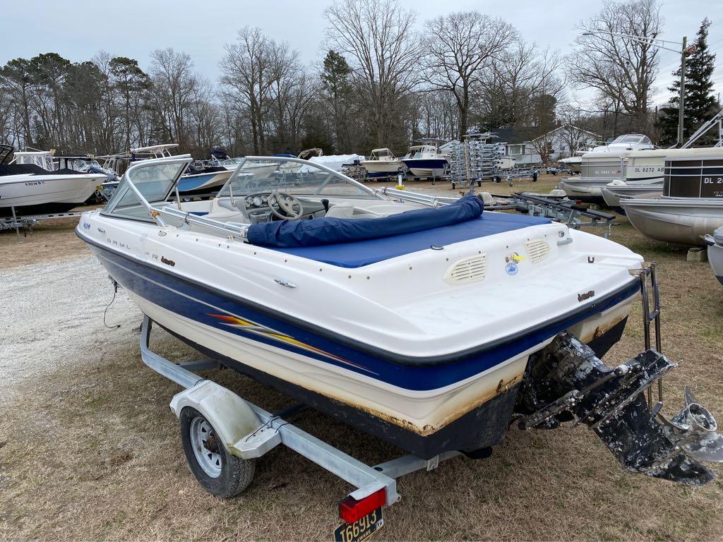 2005 Bayliner International boat for sale, model of the boat is 185 Bowrider & Image # 11 of 12