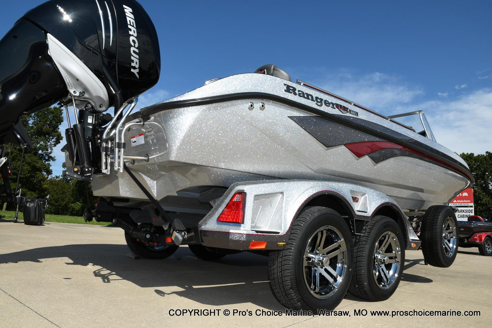 2021 Ranger Boats boat for sale, model of the boat is 621FS PRO w/400HP VERADO & Image # 41 of 50
