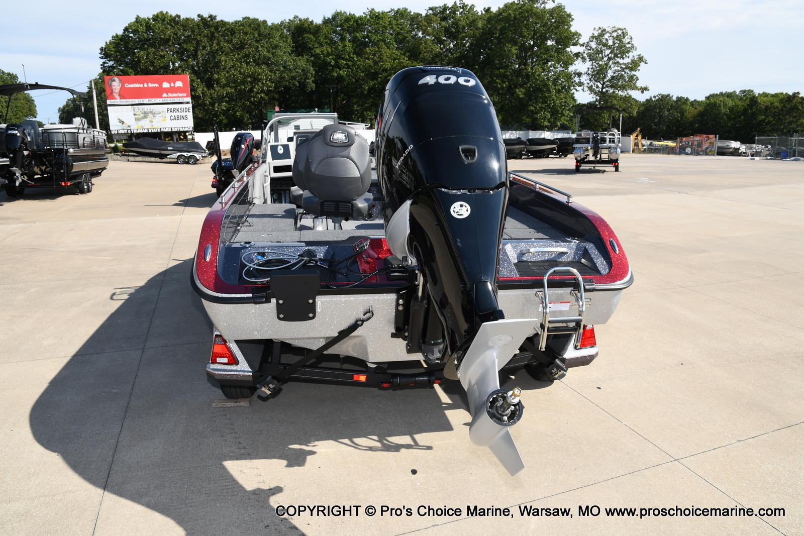 2021 Ranger Boats boat for sale, model of the boat is 621FS PRO w/400HP VERADO & Image # 42 of 50