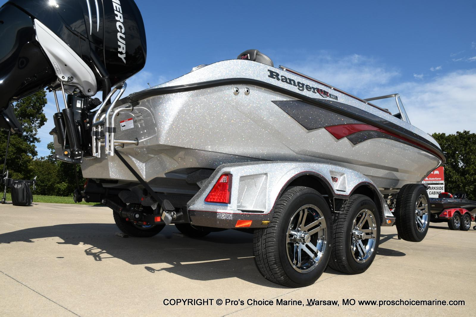 2021 Ranger Boats boat for sale, model of the boat is 621FS PRO w/400HP VERADO & Image # 15 of 50