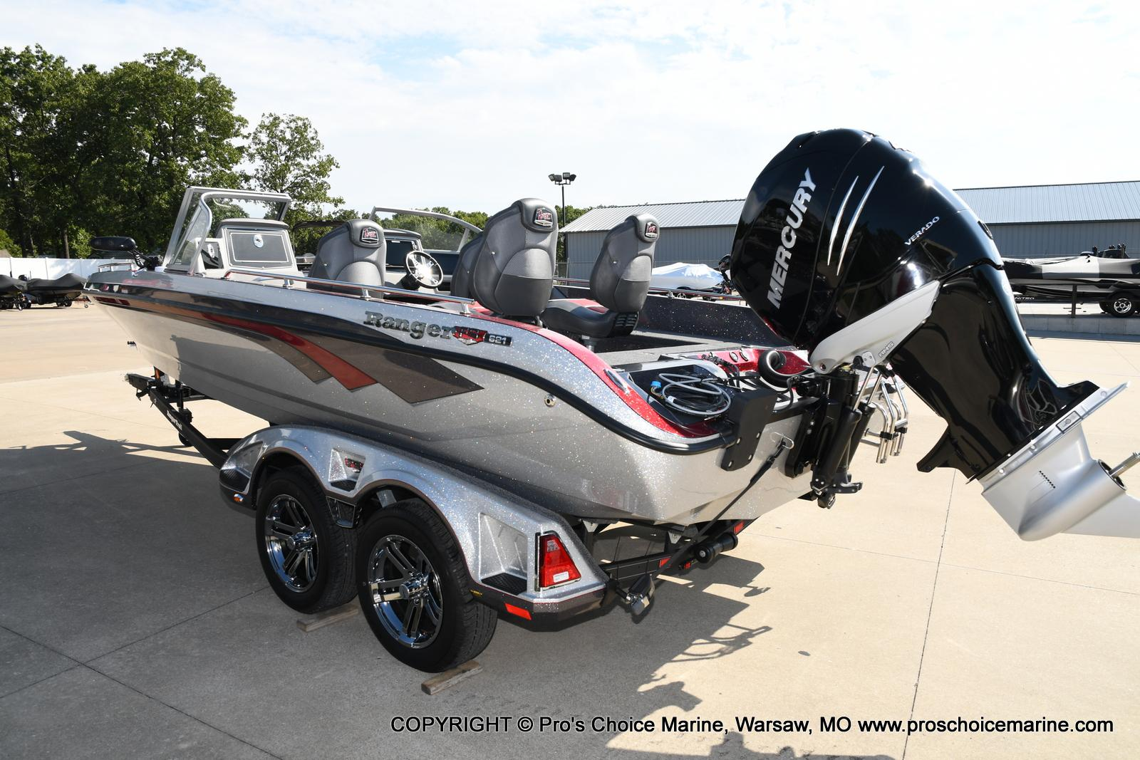 2021 Ranger Boats boat for sale, model of the boat is 621FS PRO w/400HP VERADO & Image # 16 of 50