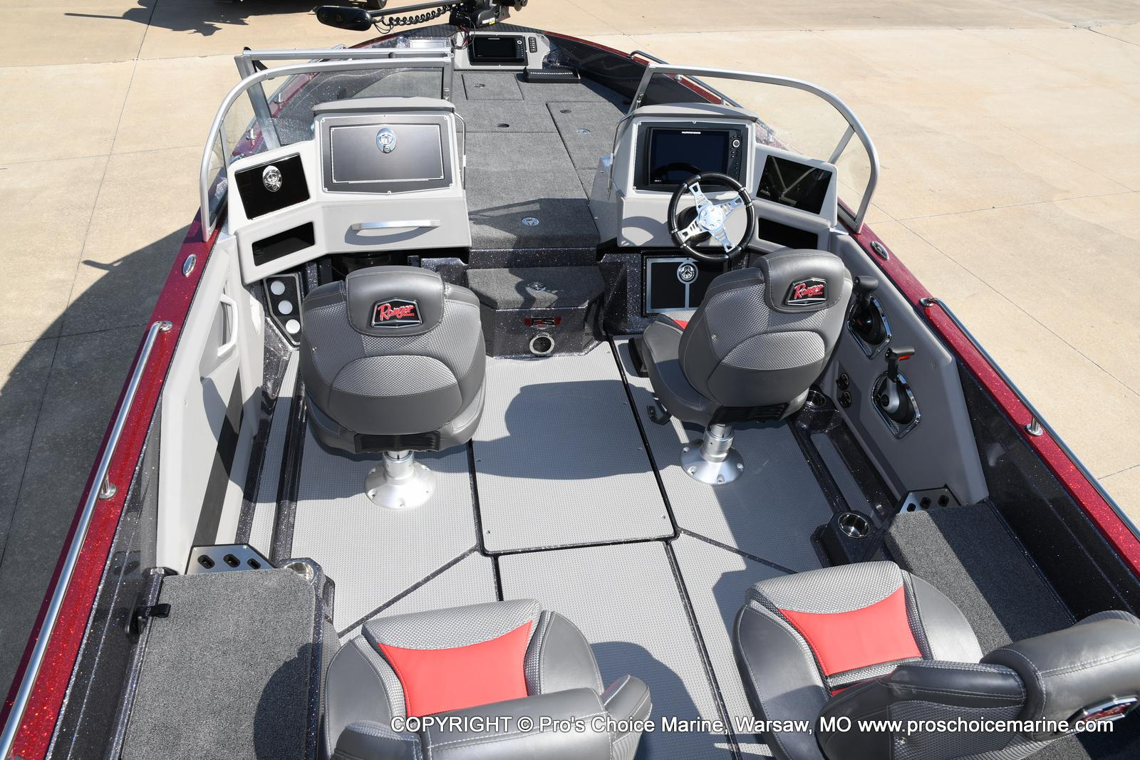 2021 Ranger Boats boat for sale, model of the boat is 621FS PRO w/400HP VERADO & Image # 31 of 50