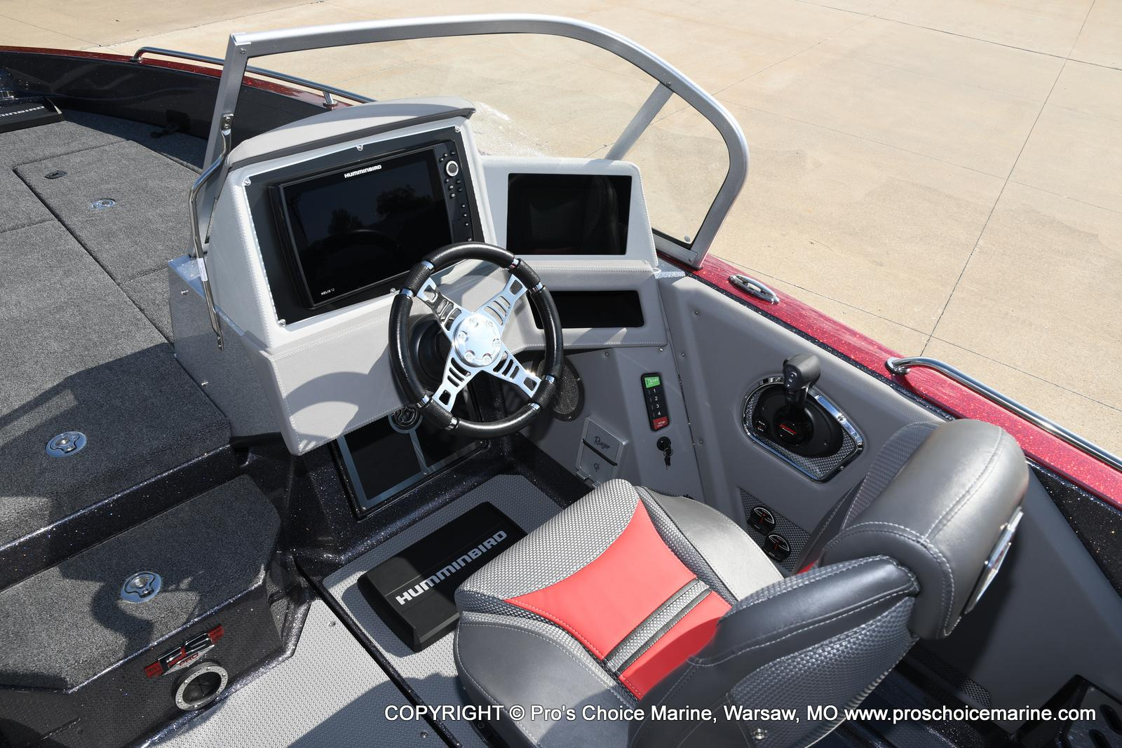 2021 Ranger Boats boat for sale, model of the boat is 621FS PRO w/400HP VERADO & Image # 32 of 50
