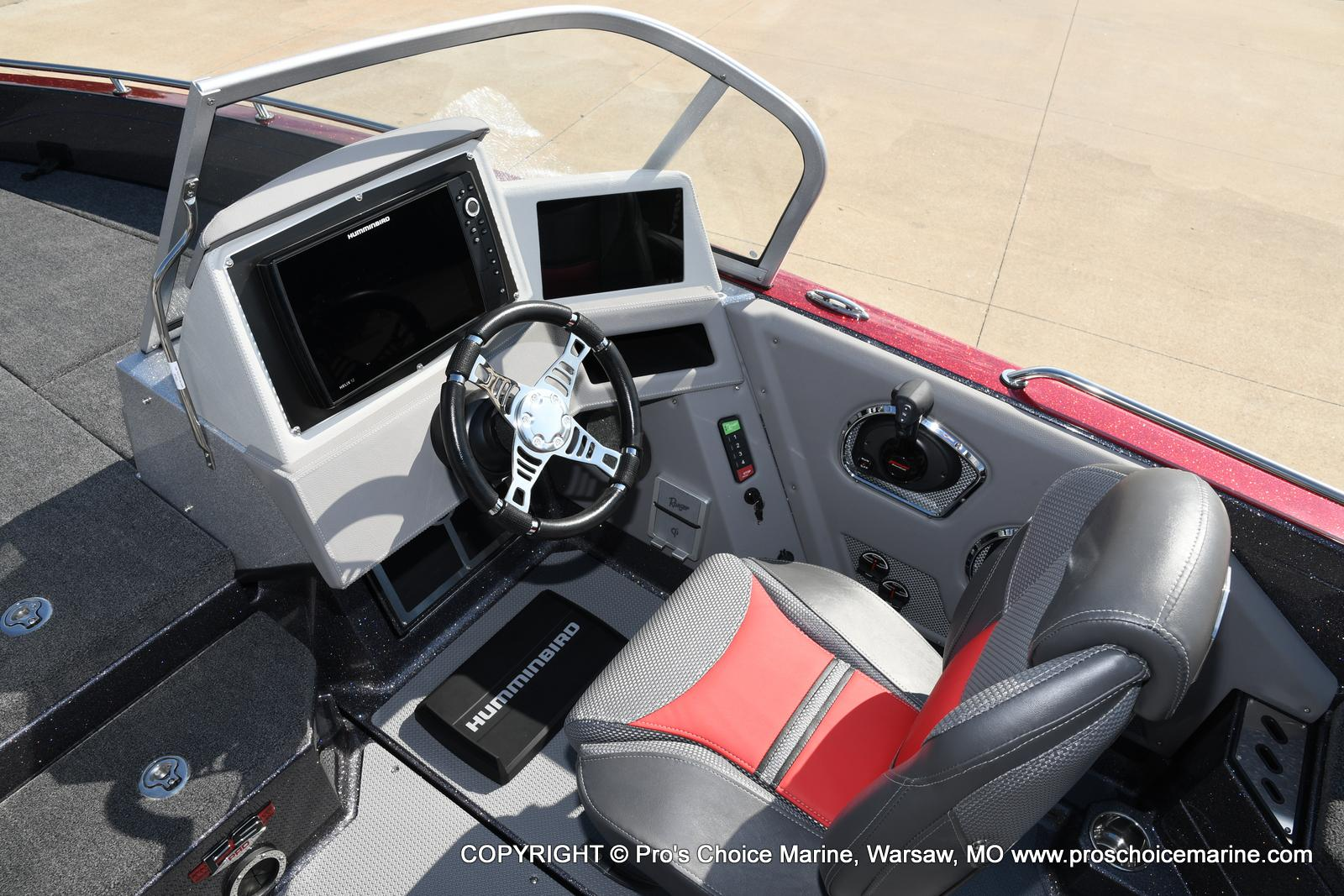 2021 Ranger Boats boat for sale, model of the boat is 621FS PRO w/400HP VERADO & Image # 6 of 50