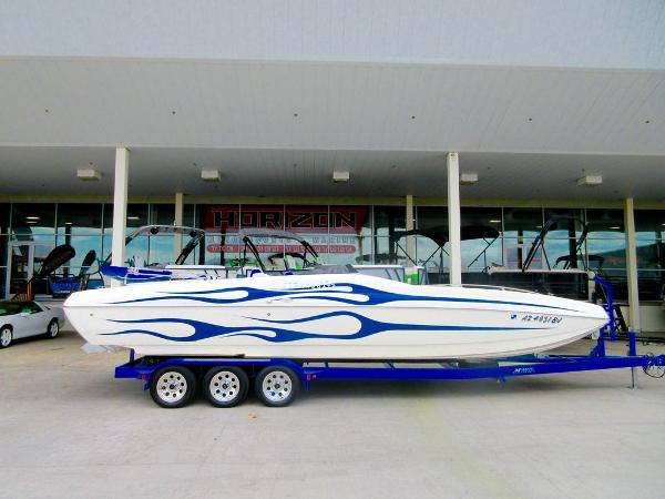2005 MAGIC 28 Deckboat