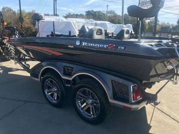 2021 Ranger Boats boat for sale, model of the boat is Z518 & Image # 4 of 13