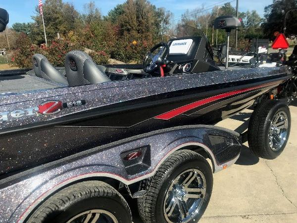 2021 Ranger Boats boat for sale, model of the boat is Z518 & Image # 10 of 13