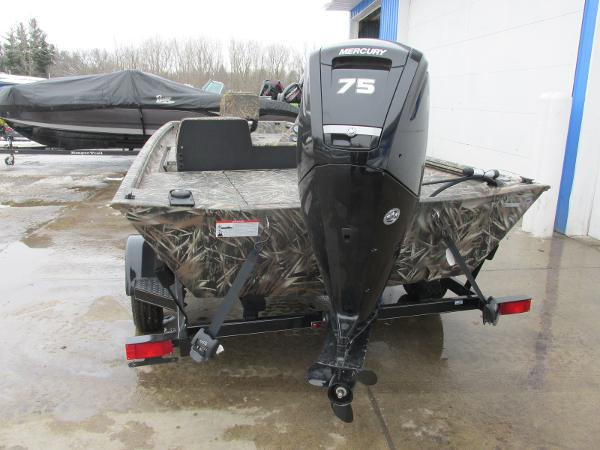 2020 Triton boat for sale, model of the boat is 1760 SC & Image # 5 of 24