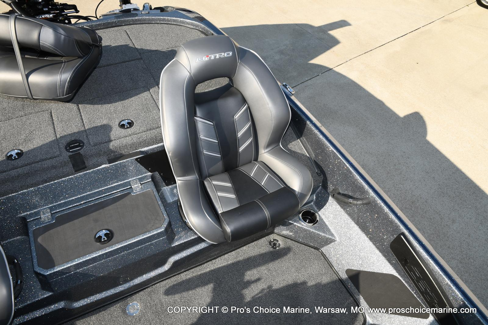 2021 Nitro boat for sale, model of the boat is Z20 PRO PACKAGE & Image # 24 of 50