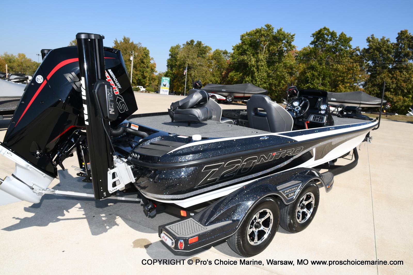 2021 Nitro boat for sale, model of the boat is Z20 PRO PACKAGE & Image # 16 of 50