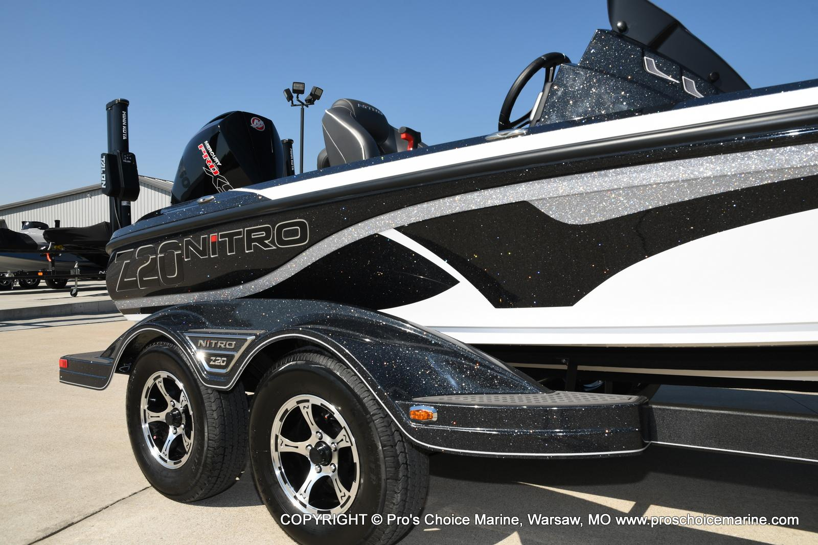 2021 Nitro boat for sale, model of the boat is Z20 PRO PACKAGE & Image # 33 of 50