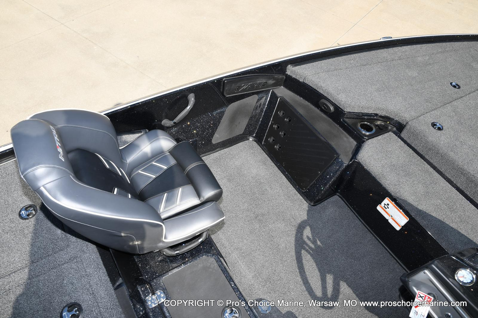 2021 Nitro boat for sale, model of the boat is Z20 PRO PACKAGE & Image # 47 of 50