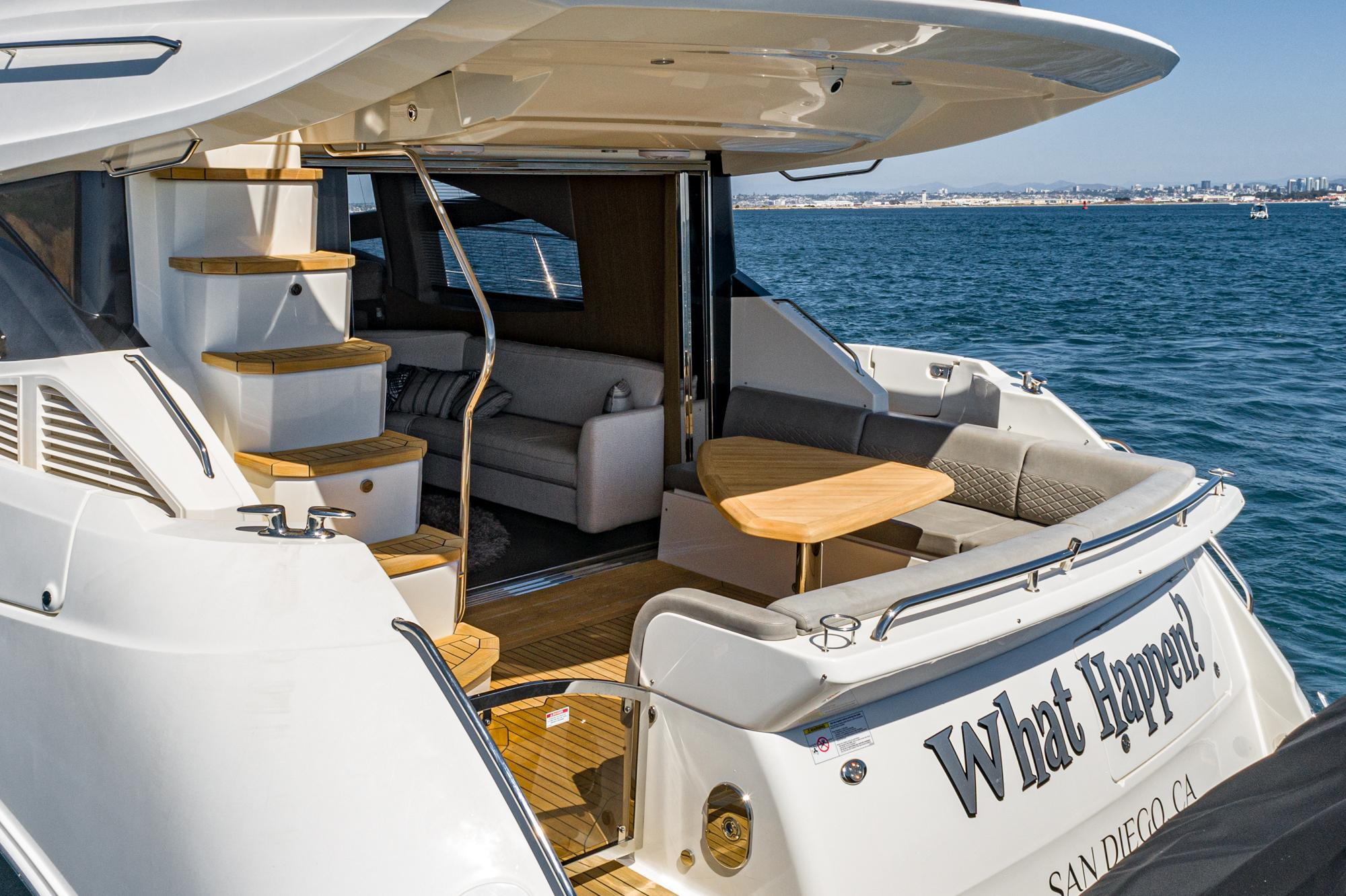 2018 Sea Ray L590 Fly #TB1501MC inventory image at Sun Country Coastal in San Diego