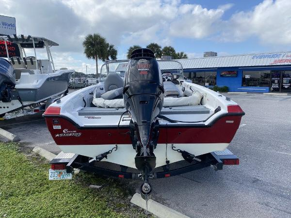 2005 Stratos boat for sale, model of the boat is 386XF & Image # 8 of 11