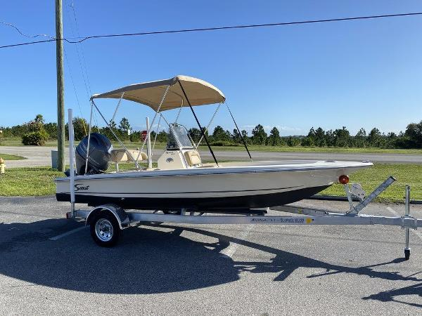 2017 Scout boat for sale, model of the boat is 177 Sport & Image # 1 of 7