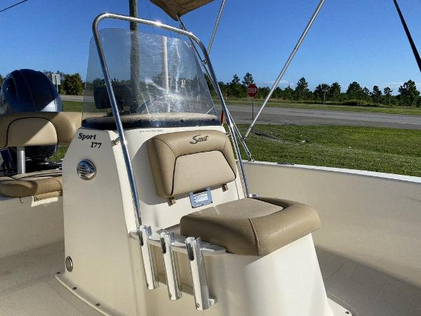 2017 Scout boat for sale, model of the boat is 177 Sport & Image # 7 of 7
