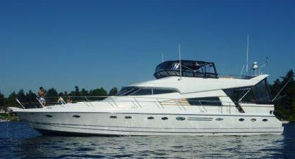 1990 Johnson Motoryacht