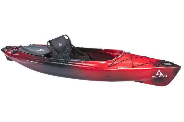 2015 ASCEND D10 SIT IN (RED/BLACK) for sale