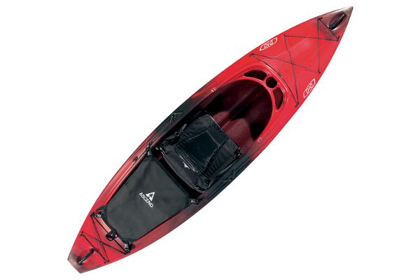 2015 Ascend boat for sale, model of the boat is D10 Sit-In (Red/Black) & Image # 2 of 5