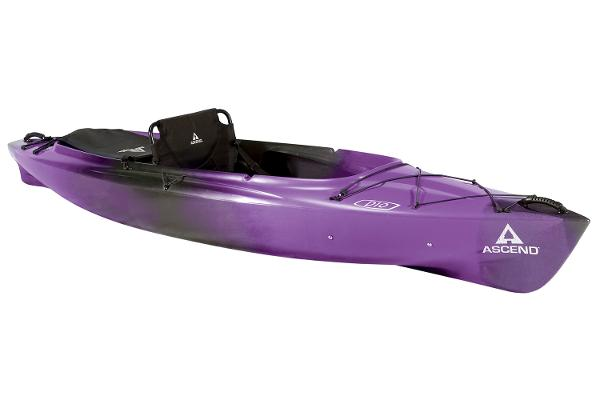 2015 Ascend boat for sale, model of the boat is D10 Sit-In (Purple/Black) & Image # 1 of 7