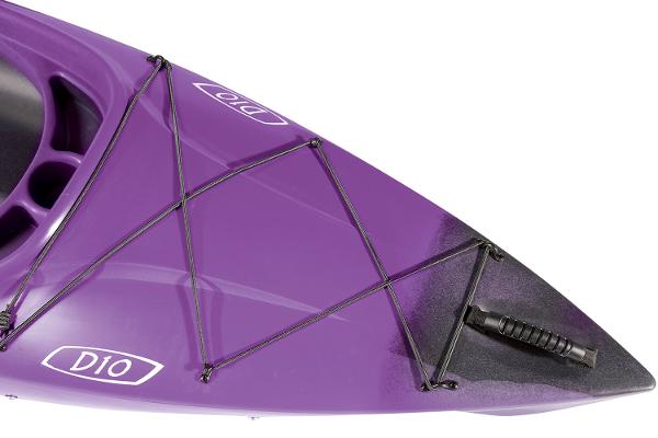 2015 Ascend boat for sale, model of the boat is D10 Sit-In (Purple/Black) & Image # 4 of 7