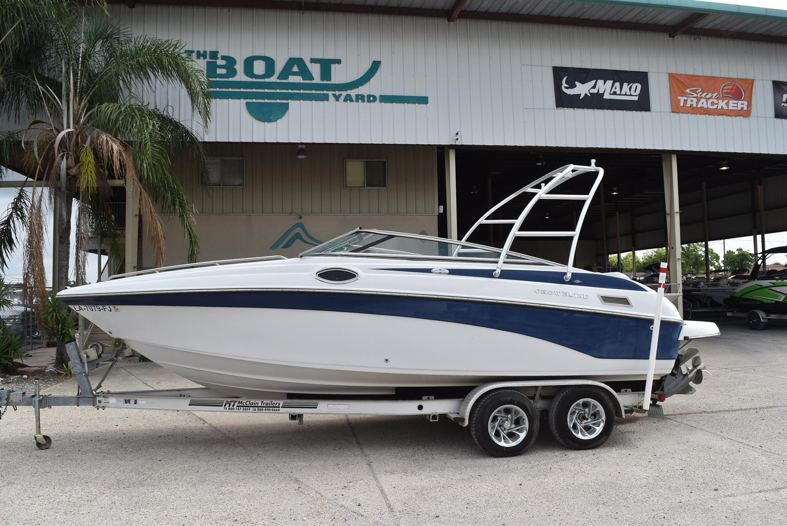 2003 CROWNLINE 230 BR for sale