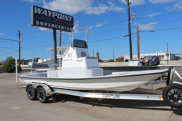 2021 Shoalwater boat for sale, model of the boat is 23 Catamaran & Image # 1 of 8