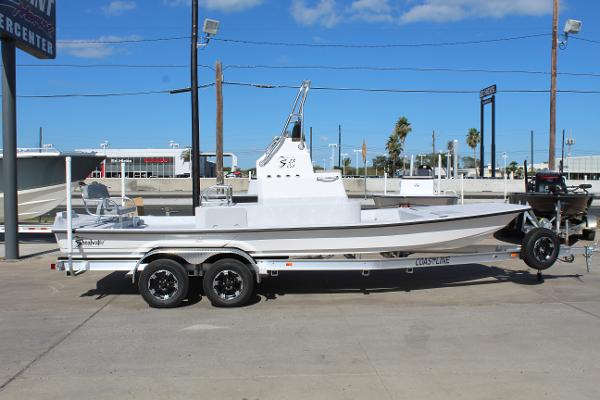 2021 Shoalwater boat for sale, model of the boat is 23 Catamaran & Image # 4 of 8