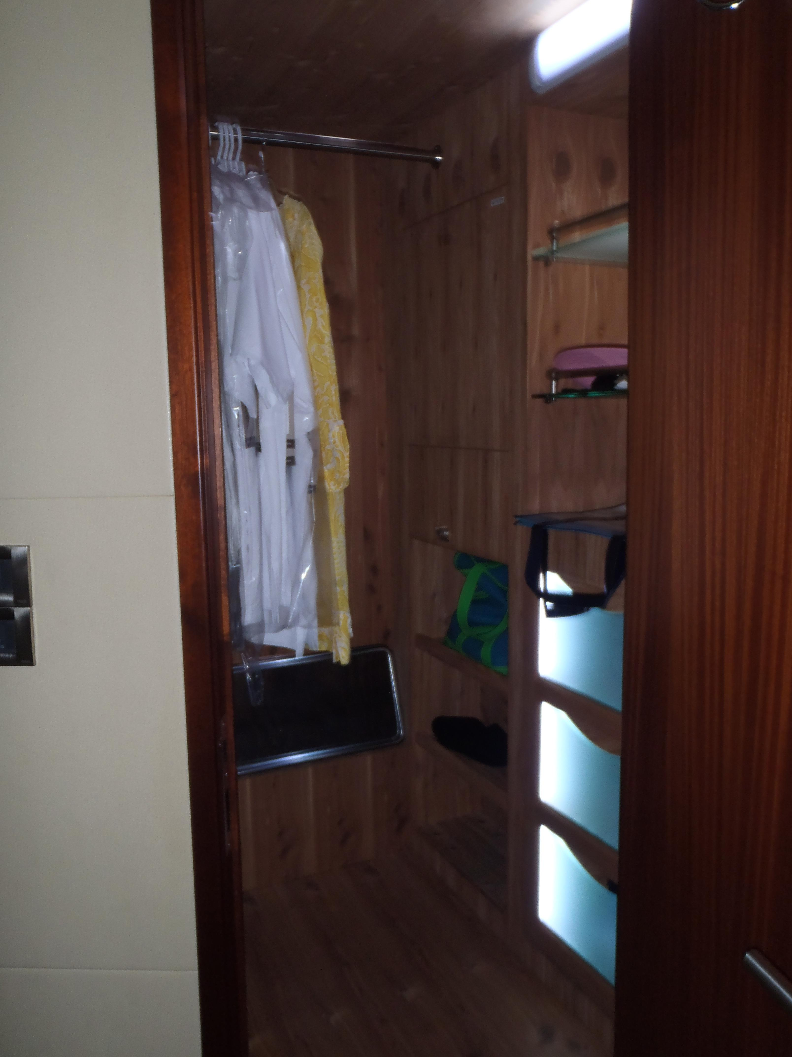 His & Hers Master Closets