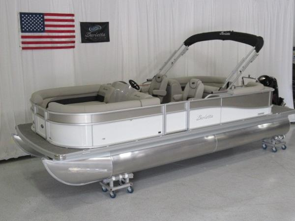 2020 Barletta boat for sale, model of the boat is C22QC & Image # 6 of 13
