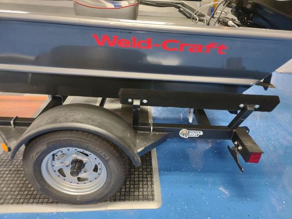2021 Weld-Craft boat for sale, model of the boat is 1648 Stick Steer & Image # 3 of 8