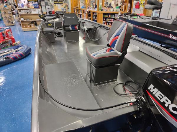 2021 Weld-Craft boat for sale, model of the boat is 1648 Stick Steer & Image # 4 of 8
