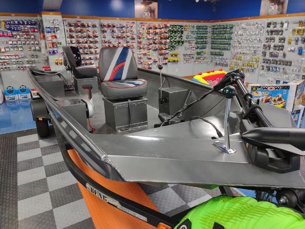 2021 Weld-Craft boat for sale, model of the boat is 1648 Stick Steer & Image # 2 of 8
