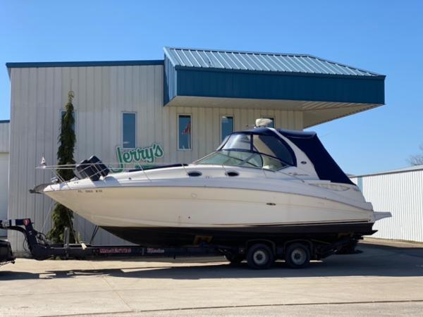 2003 Sea Ray 320 Sundancer thumbnail