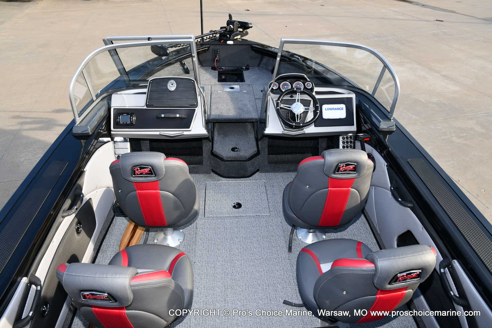 2021 Ranger Boats boat for sale, model of the boat is VX1788 WT w/150HP Pro-XS 4 Stroke & Image # 44 of 50