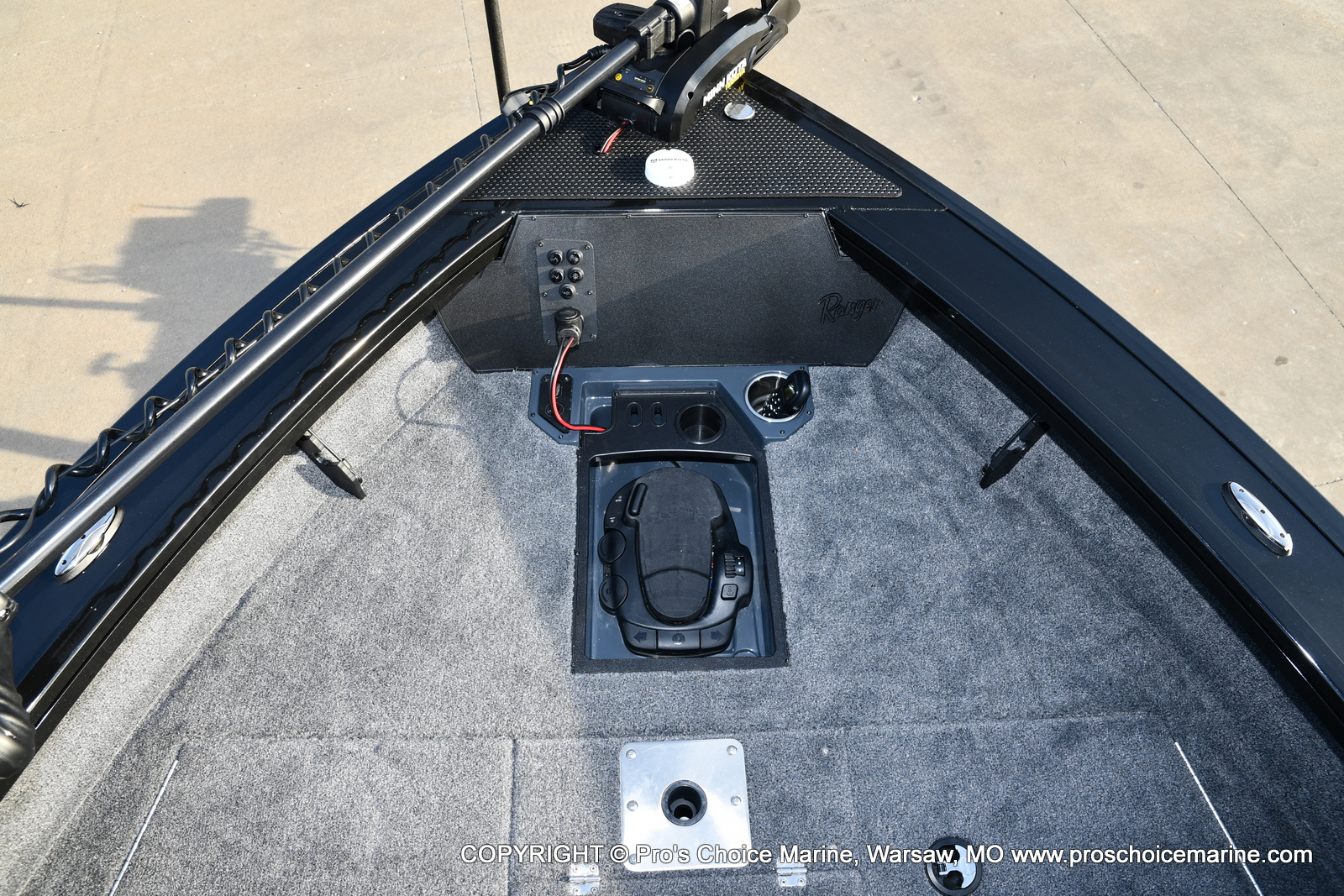 2021 Ranger Boats boat for sale, model of the boat is VX1788 WT w/150HP Pro-XS 4 Stroke & Image # 47 of 50