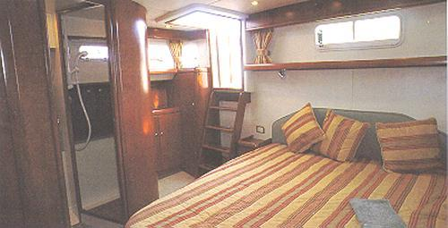 Manufacturer Provided Image: Aft Cabin