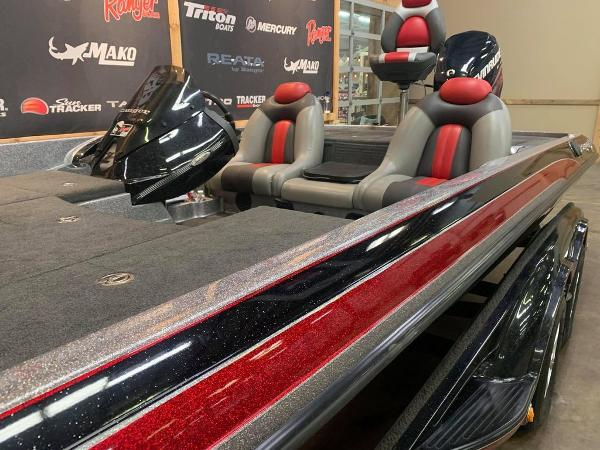 2011 Ranger Boats boat for sale, model of the boat is Z520 & Image # 10 of 16