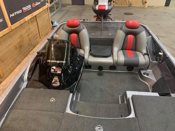 2011 Ranger Boats boat for sale, model of the boat is Z520 & Image # 12 of 16