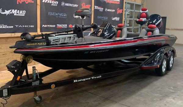 2011 Ranger Boats boat for sale, model of the boat is Z520 & Image # 4 of 16