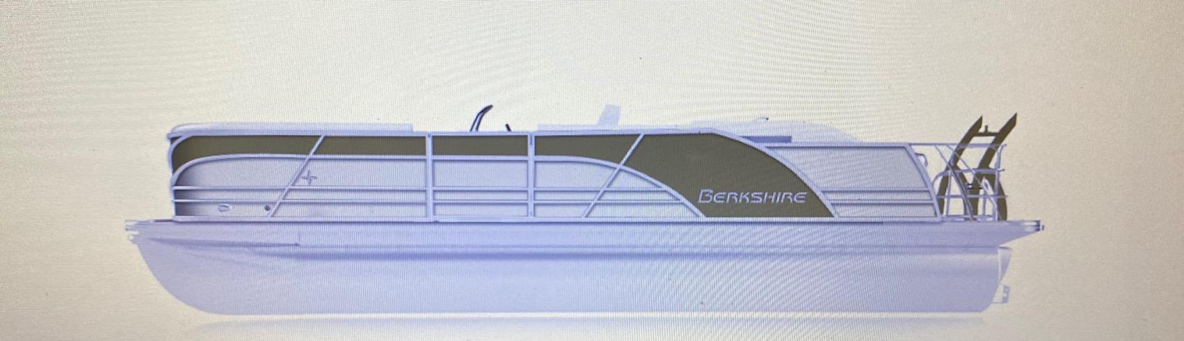 2021 BERKSHIRE STS Entertainment Series 23SB2 3.0 Tri-toon (On order,