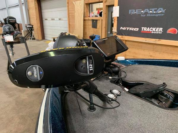 2013 Ranger Boats boat for sale, model of the boat is Z Comanche Z520 & Image # 6 of 17