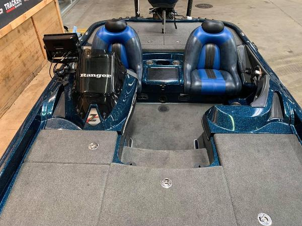 2013 Ranger Boats boat for sale, model of the boat is Z Comanche Z520 & Image # 13 of 17