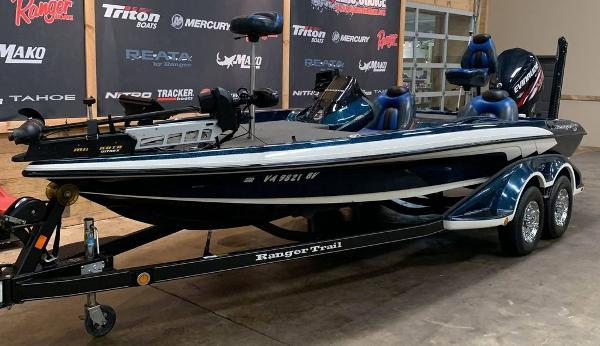 2013 Ranger Boats boat for sale, model of the boat is Z Comanche Z520 & Image # 4 of 17