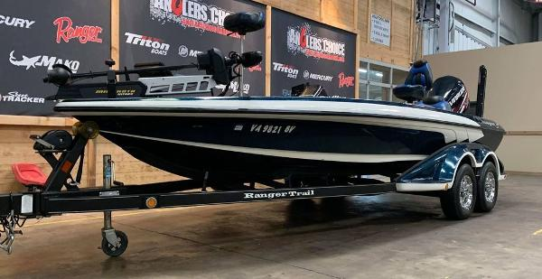 2013 Ranger Boats boat for sale, model of the boat is Z Comanche Z520 & Image # 5 of 17